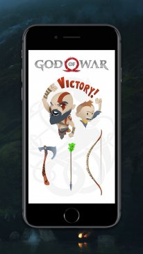 God of War stickers mobiles 02 09 05 2018