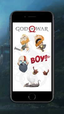 God of War stickers mobiles 03 09 05 2018