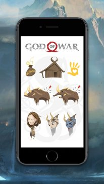 God of War stickers mobiles 04 09 05 2018