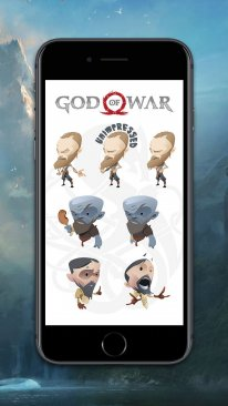 God of War stickers mobiles 05 09 05 2018