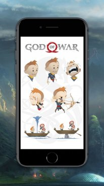 God of War stickers mobiles 06 09 05 2018