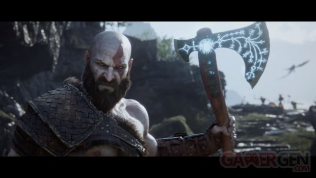 God of War vignette 19 03 2018