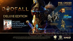 Godfall édition Deluxe 13 09 2020