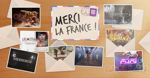 GOG com Soldes France Jeux