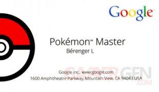 Google 2014 Pokémon challenge master