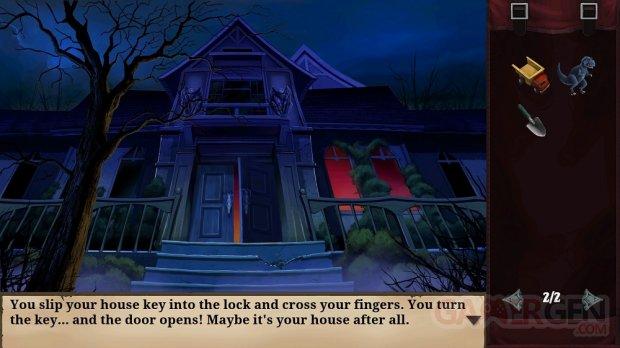 Goosebumps the game screenshot 2