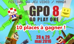 GPO 2016   10 places a gagner