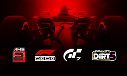 Gran Turismo 7 logo Next Level Racing 21 05 2020