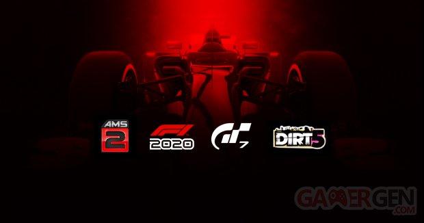 Gran Turismo 7 logo Next Level Racing 21 05 2020