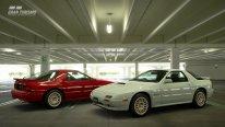 Gran Turismo Sport MAJ 1.15 mars Mazda RX 7 GT X (FC) '90  img 2