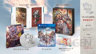 Granblue Fantasy Versus collector Premium Box 13 10 2019