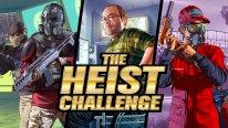 Grand Theft Auto Online GTA 12 11 2020 Défi Braquage
