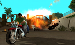 Grand Theft Auto San Andreas Windows Phone (4)