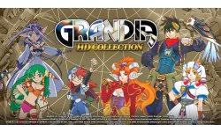 Grandia HD Collection head
