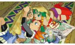 grandia hd collection quelques phases gameplay partagees point poids jeu