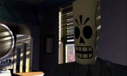 Grim Fandango Remastered head
