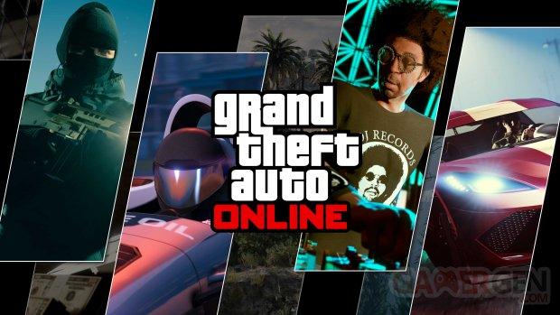 GTA Grand Theft Auto Online 18 02 2021 head key art