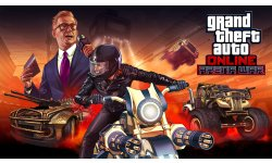 GTA Grand Theft Auto Online Arena War