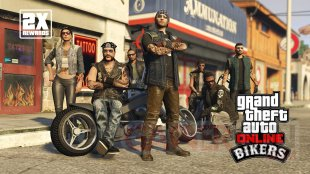 GTA Grand Theft Auto Online Bikers pic