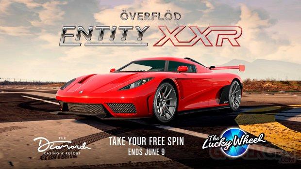 GTA Online 04 06 2021 Överflöd Entity XXR