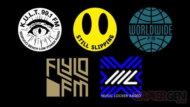 GTA Online 10 12 2020 Le Braquage de Cayo Perico stations radio