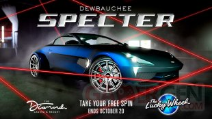 GTA Online 14 10 2021 Dewbauchee Specter