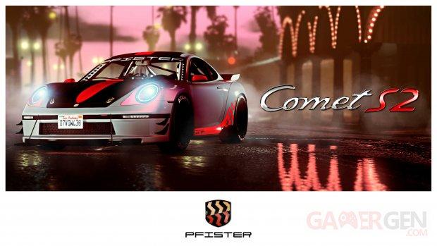 GTA Online 29 07 2021 Pfister Comet s2