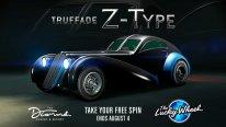 GTA Online 29 07 2021 Truffade Z Type
