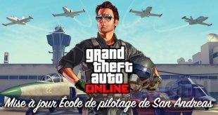 GTA Online Ecole de Pilotage 19 08 2014 art 1