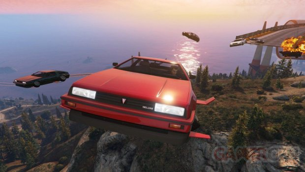 GTA Online Grand Theft Auto 04 01 05 2018