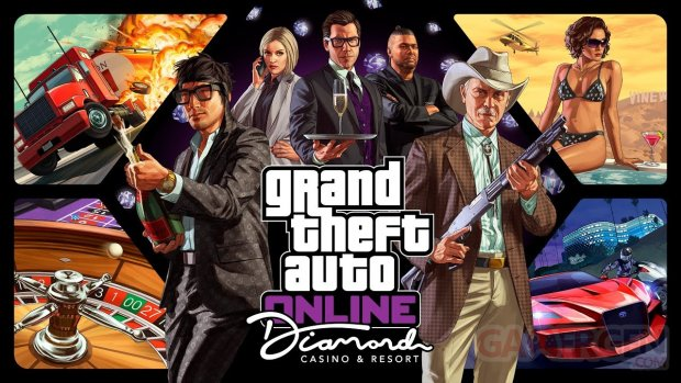 GTA Online Grand Theft Auto 06 18 07 2019