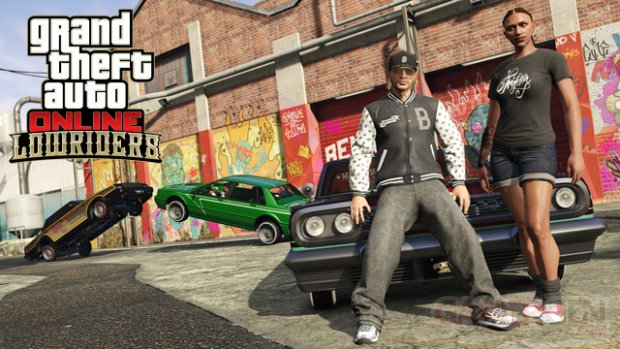 GTA Online Grand Theft Auto 15 10 2015 screenshot 1