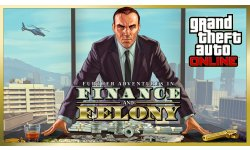 GTA Online Haute Finance et Basses Besognes art