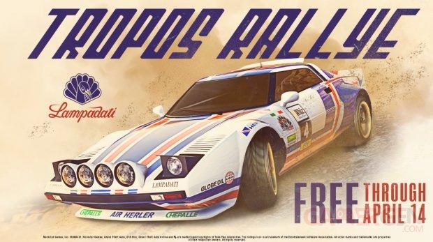 GTA Online Lampadati Tropos Rallye