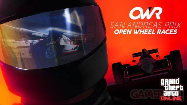 GTA Online Open Wheel Series pic 1