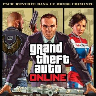 GTA Online Pack entrée dans le monde criminel 12 03 2018