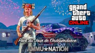 GTA Online Pack Indépendance 01 07 2014 art