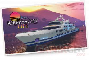 GTA Online Pack Spécial Été yacht