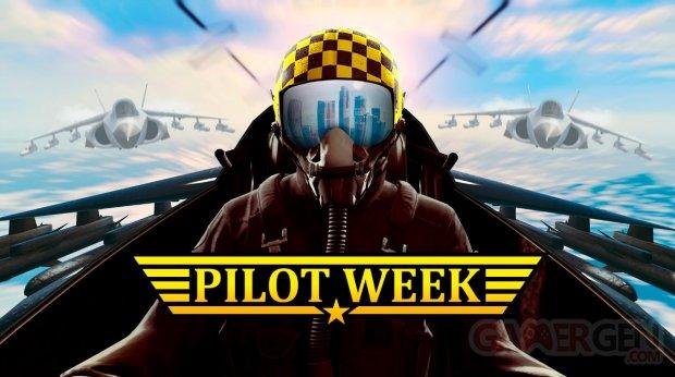 GTA Online Pilot Week