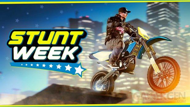 GTA Online Stunt week