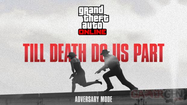GTA Online Til Death do us Apart