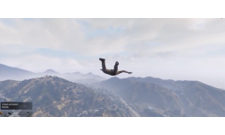 GTA V cheat code skyfall