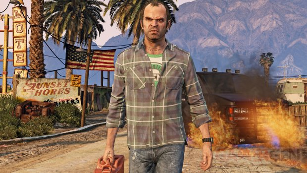 GTA V Grand Theft Auto 5 13 01 2014 screenshot PC 1