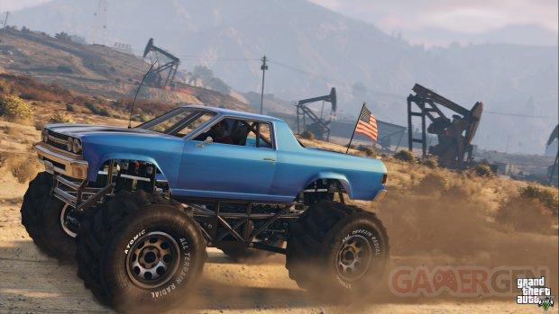 GTA V Grand Theft Auto 5 28 10 2014 contenu exclusif new gen screenshot 8
