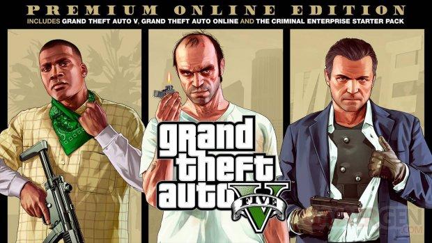 GTA V Grand Theft Auto 5 Premium Online Edition 20 04 2018