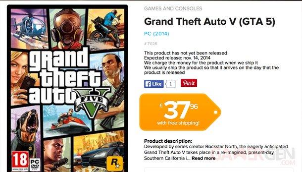 GTA V grand thetf auto 15.07.2014