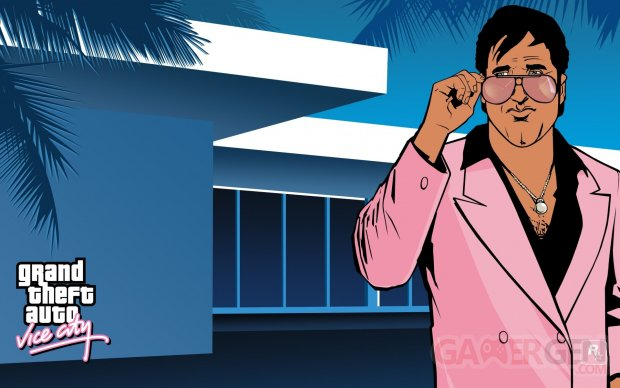 GTA Vice City Grand Theft Auto