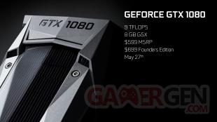 GTX 1080 carac