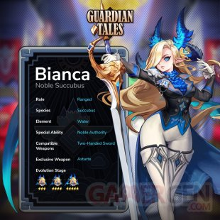 Guardian Tales  bianca rah empire (1)