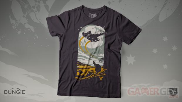 Guardians for Australia Destiny 2 T shirt